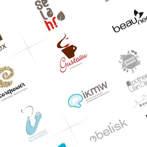 Logo's in alle geuren en kleuren